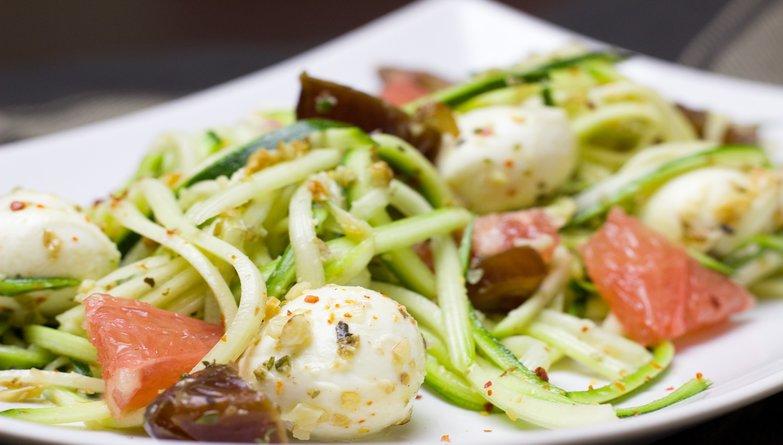 Courgetti Spaghetti Recipe