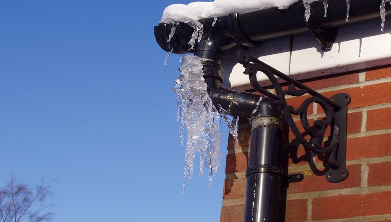Frozen Pipes In Winter