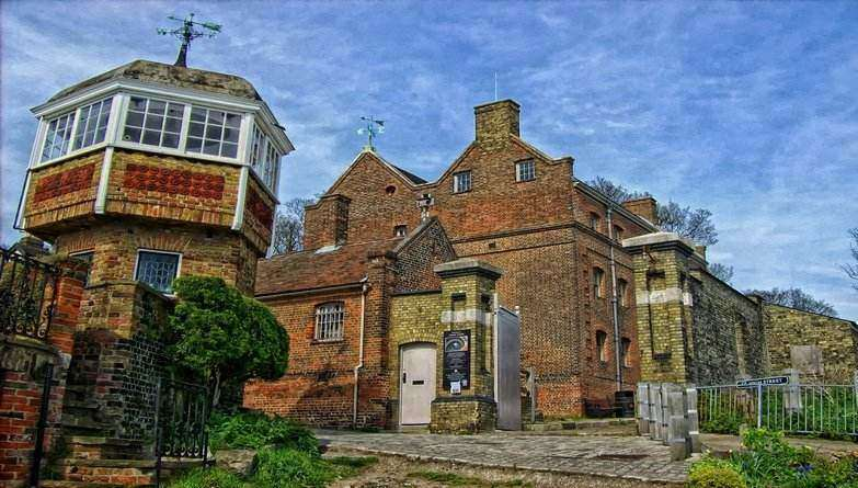 Historic Listed Buildings In Kent