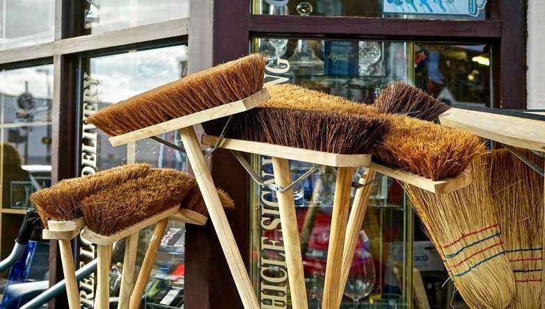 Hiding Brooms In Norway