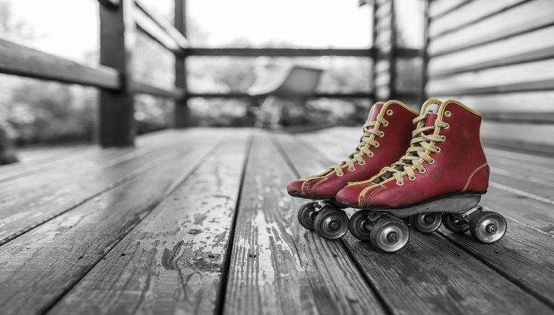 Roller Skating Christmas Tradition Caracas