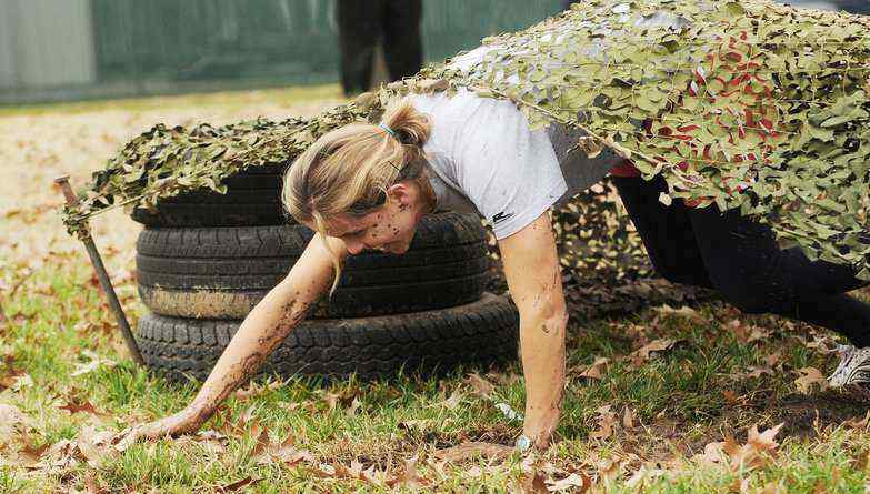 Assault Course Charity Fundraising Event
