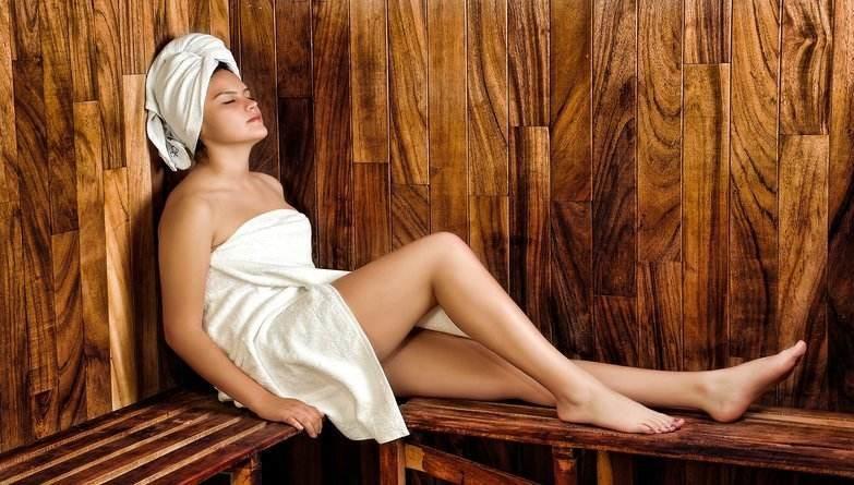 Sauna Spa Break In Kent