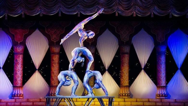 Chinese State Circus Kent