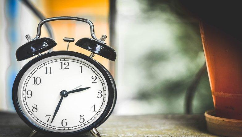 Clocks Going Back