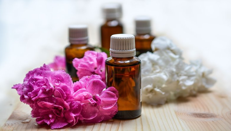 Aromatherapy In Health Food Shops