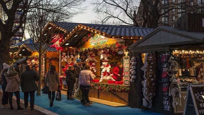 Christmas Markets In Kent